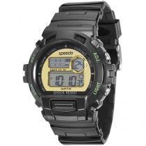 Relógio Feminino Speedo 65083L0EVNP1 Digital - Resistente a Água c/ Iluminação Noturna Alarme