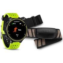 Relógio Garmin Forerunner 230 GPS com Monitor Cardíaco 3717-53 Amarelo/Preto - Garmin