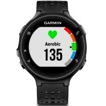 Relógio Garmin Forerunner 235 Medidor Cardíaco no pulso 3717-55 Preto/Prata - Garmin