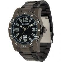 Relógio Masculino Backer 3281213M - Analógico Resistente a Água