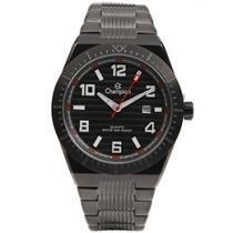 Relógio Masculino Champion CA 30758 P - Analógico Resistente à Água e Arranhões