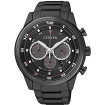 Relógio Masculino Citizen TZ30268J - Analógico Resistente à Água Cronógrafo
