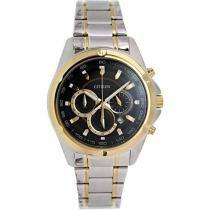 Relógio Masculino Citizen TZ30660P - Analógico Resistente à Água Cronógrafo Calendário