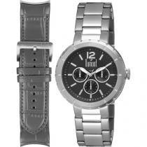 Relógio Masculino Dumont DU6P29ABL/3C Analógico - Resistente à Água