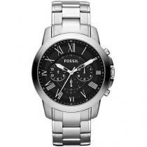 Relógio Masculino Fossil FFS4736/Z - Analógico Resistente á Água com Cronográfo