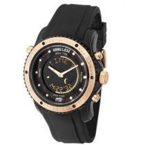 Relógio Masculino Hang Loose HL 10008 P - Anadigi Resistente à Água