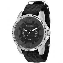 Relógio Masculino Mondaine 76488G0MVNJ1 Analógico - Resistente à Água