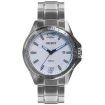 Relógio Masculino Orient MBSS1253 - Analógico Resistente à Água