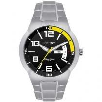 Relógio Masculino Orient MBSS2009 PYSX - Analógico Resiste á Água