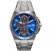 Relógio Masculino Orient MBSSM065 - Analógico Resistente à Água Calendário