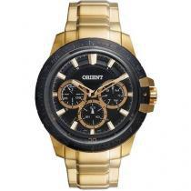 Relógio Masculino Orient MGSSM019 - Analógico Resistente à Água Calendário