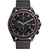 Relógio Masculino Orient Sport MTSSC010 - Analógico Resistente a Água Cronógrafo