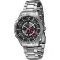 Relógio Masculino Seculus 23379G0SBNA1 - Analógico Resistente à Água