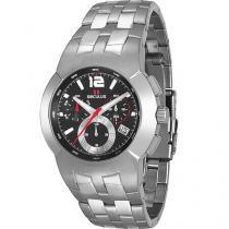 Relógio Masculino Seculus 44892503DMSSWP - Analógico Resistente à Água