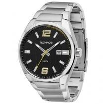 Relógio Masculino Technos 2315ABH/1Y Analógico - Resistente à Água