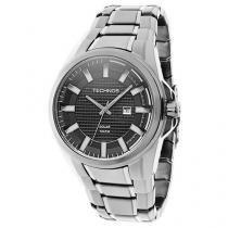Relógio Masculino Technos Classic Solar AS37AA/1C - Analógico Resistente à Água