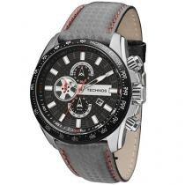 Relógio Masculino Technos OS1AAZ/0C Analógico - Resistente à Água Cronógrafo