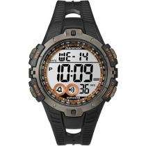 Relógio Masculino Timex Marathon T5K801WW/TN - Digital Resistente à Água Cronômetro e Calendário