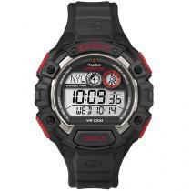 Relógio Masculino Timex T49973WW Digital - Resistente à Água com Cronômetro e Calendário