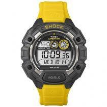 Relógio Masculino Timex T49974WW Digital - Resistente à Água com Cronômetro e Calendário