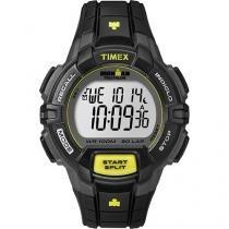 Relógio Masculino Timex T5K790WKL/TN Digital - Resistente à Água com Calendário e Cronômetro