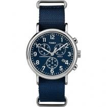 Relógio Masculino Timex TW2P71300WW Analógico - Resistente à Água com Cronógrafo