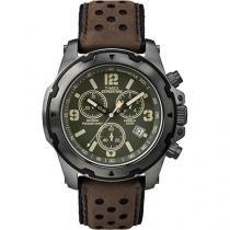 Relógio Masculino Timex TW4B01600WW Analógico - Resistente à Água com Cronógrafo e Data