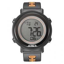 Relógio Monitor Cardíaco Fortius Atrio - Contador de Calorias Resistente a Água Alarme
