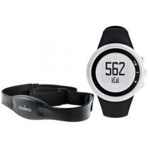 Relógio Monitor Cardíaco M1 Black Suunto - Resistente à Água Cronômetro Cronógrafo
