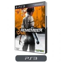 Remember Me para PS3 - Capcom