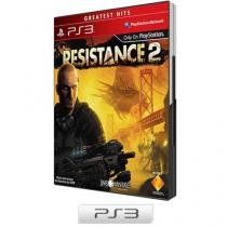 Resistance 2 para PS3 - Sony