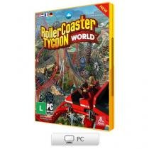 Roller Coaster Tycoon World para PC - Atari