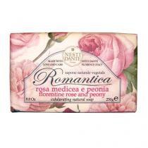Romântica Rosas Florentinas com Essências de Peônia Nesti Dante - Sabonete Perfumado em Barra - 250g - Nesti Dante