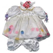 Roupa Laura Doll (Docinho) - ADORA DOLL