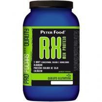 RX Mix Protein 900g Morango - Peter Food