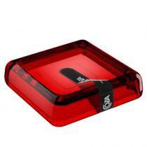 Saboneteira Cube 10x10x2cm Vermelho 20875/0111 - Coza - Coza