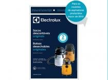 Saco para Aspirador de Pó Electrolux A20 13 Litros Descartável 3 Unidades