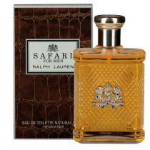 Safari for Men Ralph Lauren Eau de Toilette Perfume Masculino 125ml - Ralph Lauren