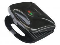 Sanduicheira Agratto Black 750W - Antiaderente Preto