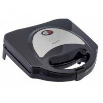 Sanduicheira Elétrica Easy Grill Preta - 127v - Ello Eletro