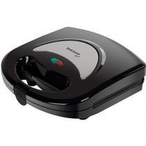 Sanduicheira Semp Toshiba Practice Hot 700W - Controle de Temperatura Preto