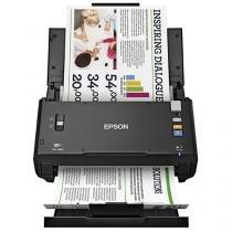 Scanner de Mesa Epson DS-560 Colorido 600dpi - com Conexão Wi-Fi USB