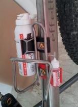 Selante de pneus Espresso Doppio 125ml+CO2 29ER Effetto Mariposa - Effetto Mariposa