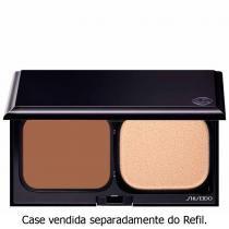 Sheer Matifying Compact Shiseido - Pó Compacto - D10 - Golden Brown - Shiseido