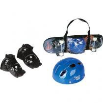 Skate Infantil SK-3108 - com Acessórios Fênix