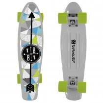 Skate Mini Cruiser Bob Burnquist ES091 - Multilaser - Multilaser