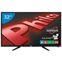 "Smart TV LED 32"" Philco PH32B51DSGW - Wi-Fi 2 HDMI 1 USB"