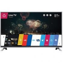 "Smart TV LED 3D 60"" LG 60LB6500 Full HD 1080p - Conversor Integrado DTV 3 HDMI 3 USB Wi-Fi WebOS"