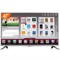 "Smart TV LED 42"" LG Full HD 3 HDMI 3 USB com Wi-fi Integrado 42LB5800 - Lg"
