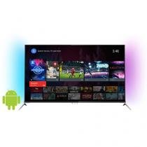"Smart TV LED 4K Ultra HD 3D 55"" Philips - 55PUG7100/78 Conversor Digital 4 HDMI 3 USB Wi-Fi"